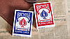 Трюкова колода   Bicycle Chic Gaff (Red) Playing Cards by Bocopo, фото 5