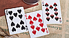 Трюкова колода   Bicycle Chic Gaff (Red) Playing Cards by Bocopo, фото 3