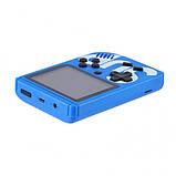 Игровая приставка (Игровая консоль) Game Box sup 400 игр в 1 + джойстик Blue, фото 5