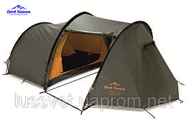 Палатка трехместная туристическая FJORD NANSEN KORSYKA III COMPACT