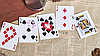 Трюковая колода | Bicycle Chic Gaff (Blue) Playing Cards by Bocopo, фото 3