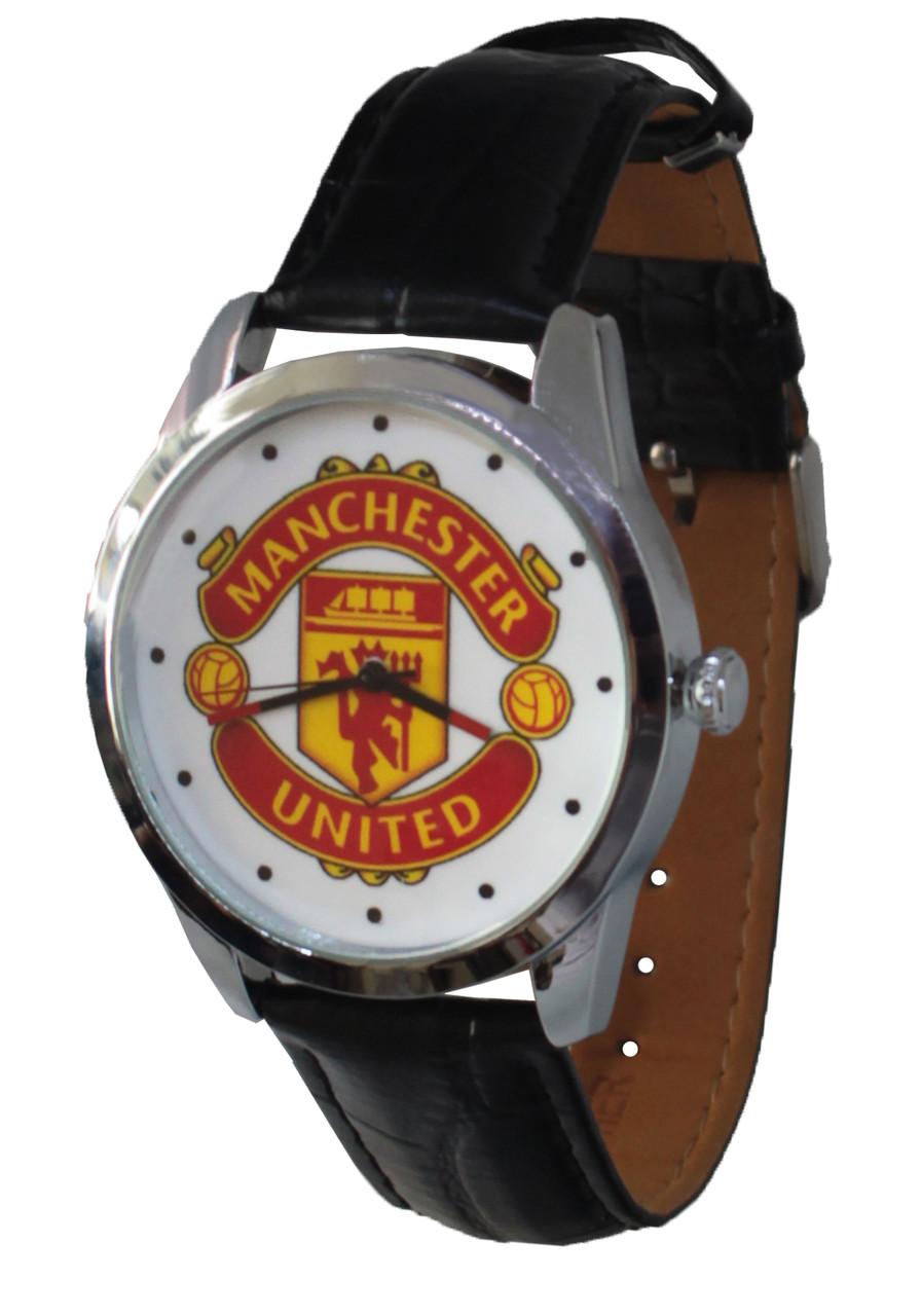 Часы наручные мужские Манчестер Юнайтед.