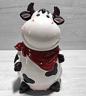 Банка керамическая Веселая коровка 1,6 л