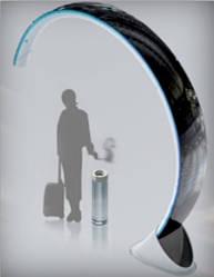 Оформлення зон для паління