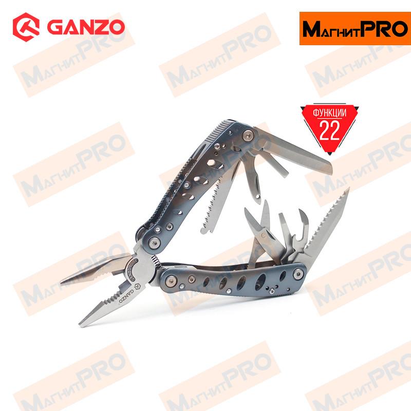 22 в 1 мультитул Multi Tool Ganzo G101-H