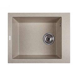 Мойка каменная Ventolux AMORE (BROWN SAND) 500x400x200 Коричневая
