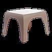 Столи і стільці пластикові