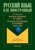 Russian Grammar in Tables. Русская грамматика в таблицах: учебное пособие
