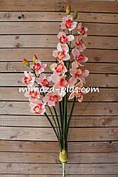 Искусственные цветы - Орхидея куст, 103 см