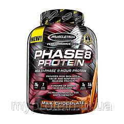 MuscleTech Протеїн комплексний Пас 8 Phase 8 (2 kg )