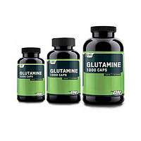 Optimum Nutrition, Глютамин Glutamine 1000mg, 240 капсул