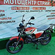 Мотоцикл Forte Alpha 125 New (красный)