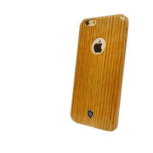 Чехол Aliki NATURAL porcelain wood for iPhone 6 Oak Light