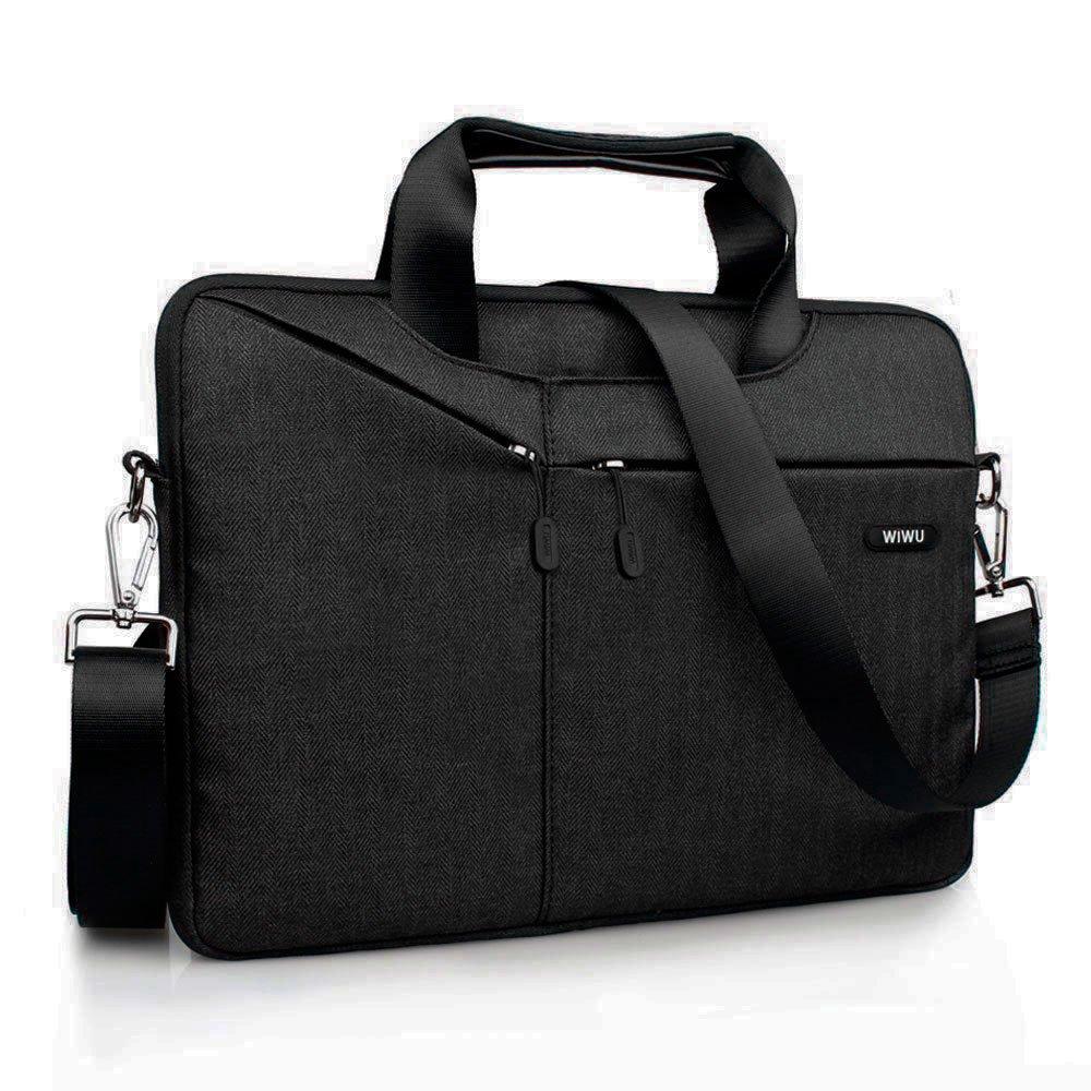 Cумка WIWU Gent Brief Case for MacBook 13 Black