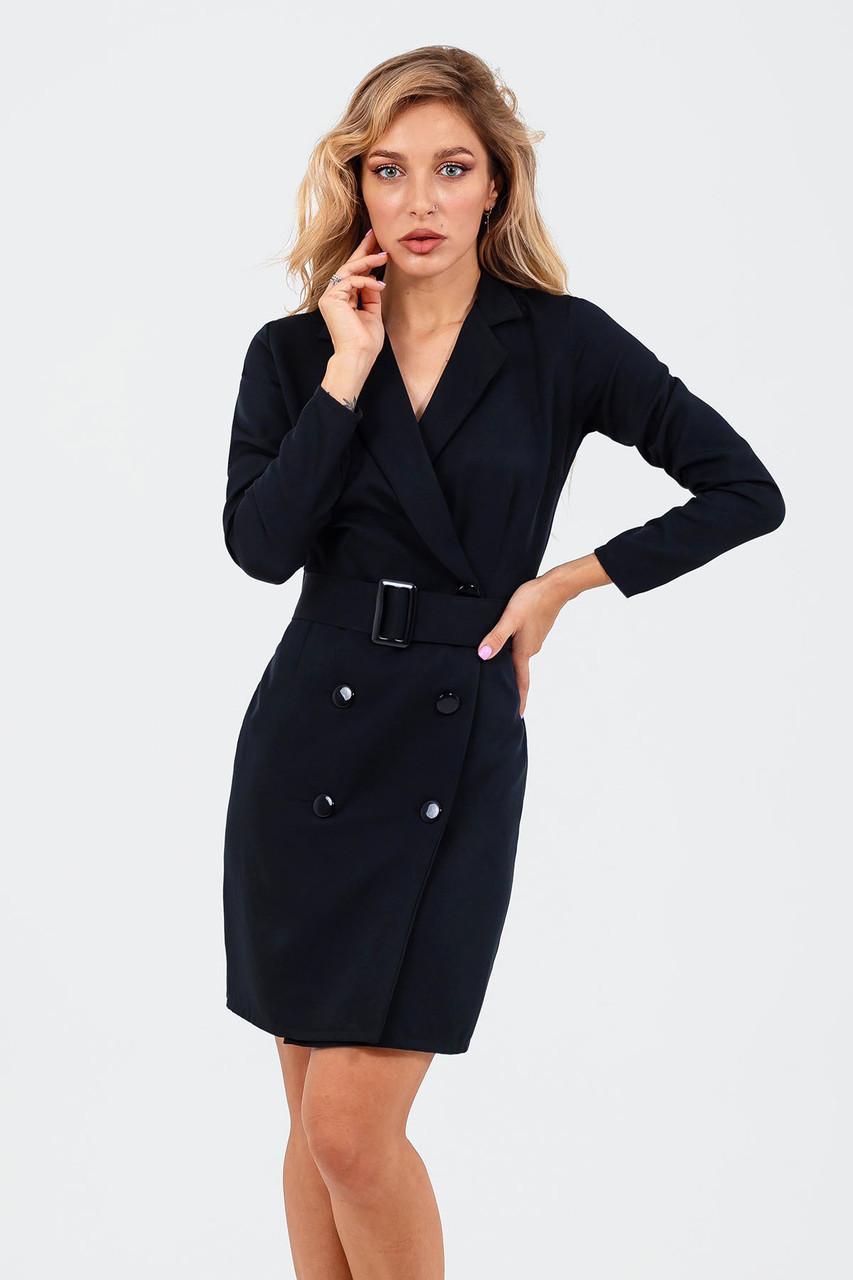 Классическое черное платье Impreza
