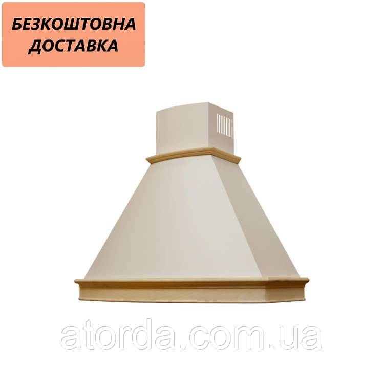 Вытяжка Ventolux SORENTO 90 CREMA (1000) Каминная Кремовая