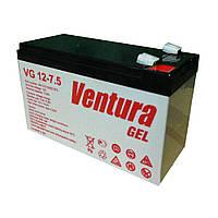 Гелевый аккумулятор Ventura VG 12-7,5 Ah 12V