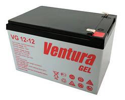 Гелевый аккумулятор Ventura VG 12-12 Ah 12V