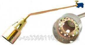 Пальник пропан М5019 з клапаном К60WH з п'єзопідпалом (AР-0028)