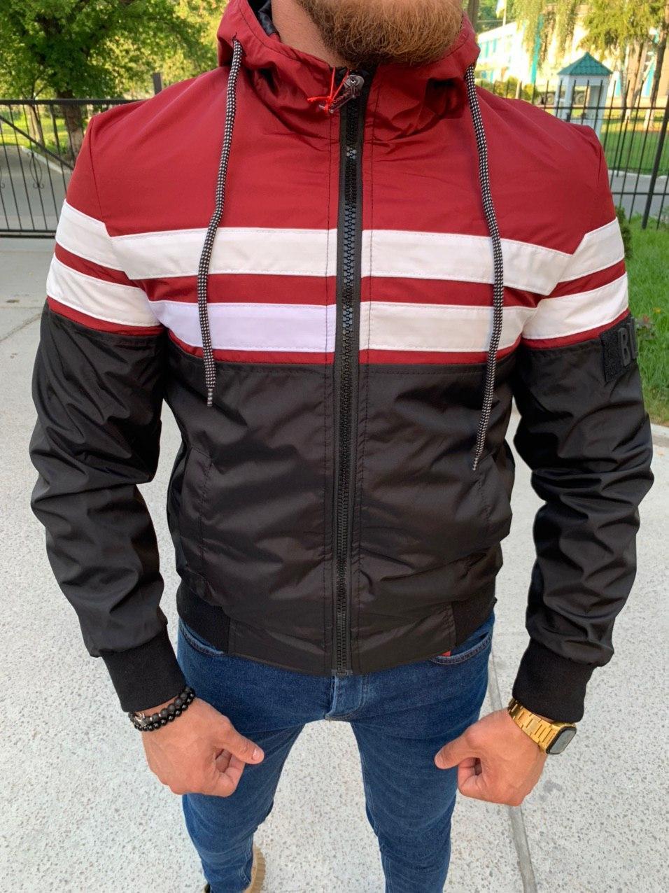 Мужская куртка Black 34-541