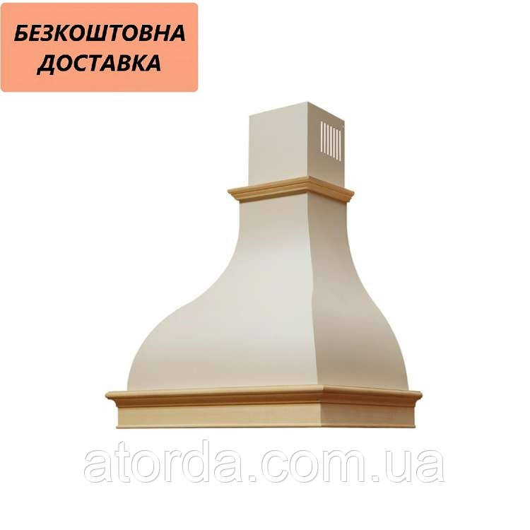 Витяжка Ventolux VITTORIA 60 CREMA (1000) Камінна Кремова