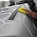 Твердый воск карнаубский Carnauba NANO protection waf MR. Fix  120 гр. ухода за краской + губка и полотенце, фото 6
