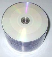 Диски Videx DVD+R 4,7Gb 8x Bulk 50 pcs Printable