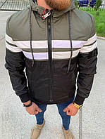 Мужская куртка Black 34-544, фото 1