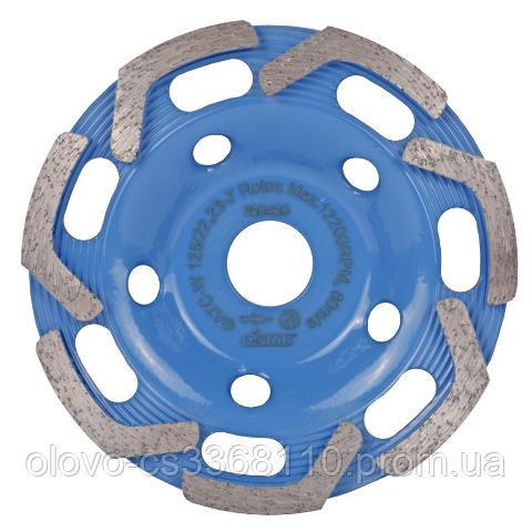 Фреза алмазна ФАТ-С125 / 22.23x7-W Rotex (16915067010)