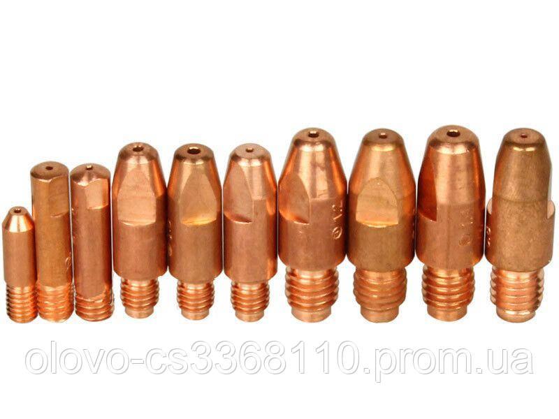 Накінечник на рукав напівавтомата 1,0 мм (ES-0002)