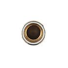 Сопло, різьба, хромована втулка фторопласт + мідь (ES-0008), фото 2
