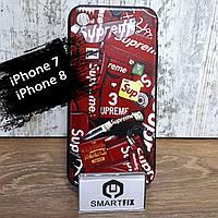Чехол с рисунком для iPhone 7 / iPhone 8, фото 1