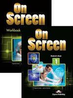 On Screen 1 (Student's book + Workbook & Grammar)