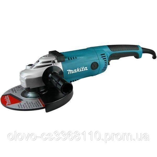 Шліфмашина кутова Makita GA9020 230 мм, 2200 Вт, 6600 об/хв