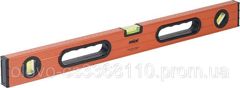 Рівень Miol 800 мм, 3 вічка (16-380)