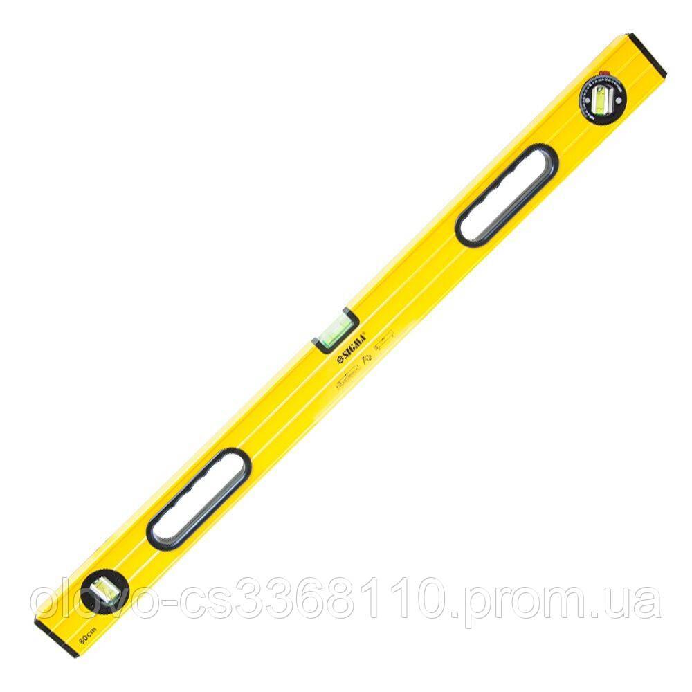 Рівень поворотний вічко, 2 ручки 80 см (3723081)