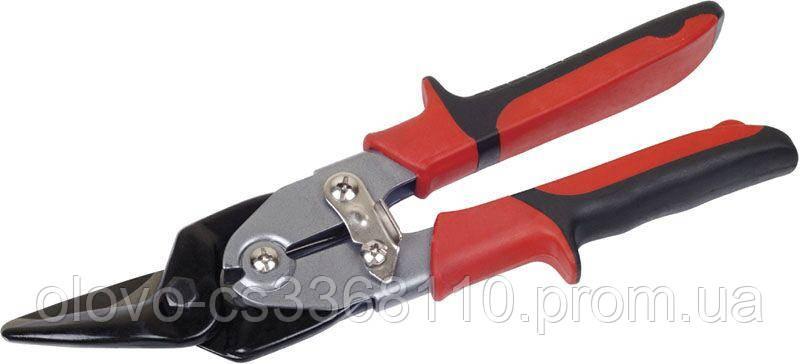 Ножиці по металу Miol (праві) 250 мм, max 1,2 мм (48-050)