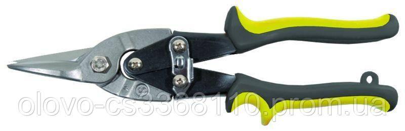 Ножиці по металу прямі 250 мм, CrV (4331231)