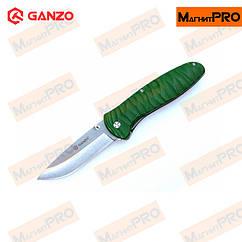 Складной нож Ganzo G6252-GR зеленый