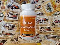 Шатавари Джіва, Shatavari Tablets Jiva, 120 таблеток, фото 1