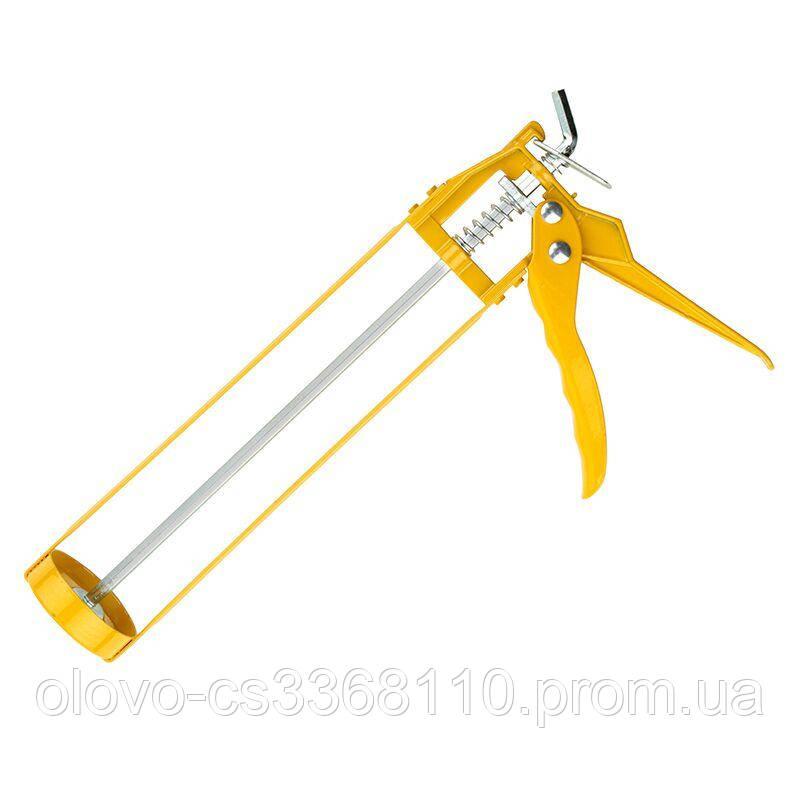 Пістолет для герметика скелетний Budmonster (ВМ-D10-LHR)