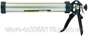 Пістолет для герметиків 375 мм, 610 мл, алюмінієва туба (2723071)