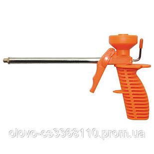 Пістолет для поліуретанової піни 160 мм (пластиковий корпус) (2722245)