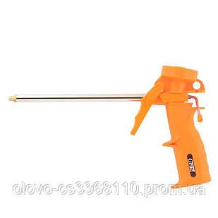 Пістолет для поліуретанової піни (пластиковий корпус, алюмінієвий адаптер) (2722235)