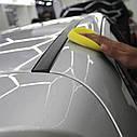 Твердый воск карнаубский Carnauba NANO protection waf MR. Fix  120 гр. ухода за краской + губка и полотенце, фото 9