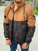 Мужская куртка Black 34-556, фото 1