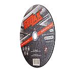 Круг відрізний для металу REEZAK 230х2.0х22.2 T41, фото 2