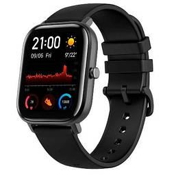 Смарт часы Amazfit GTS Black (Global Version)