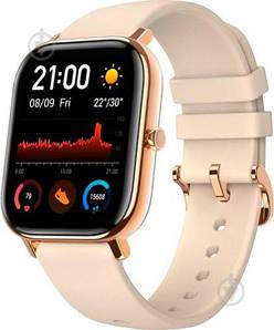 Смарт часы Amazfit GTS Desert Gold  (Global Version) (526887)
