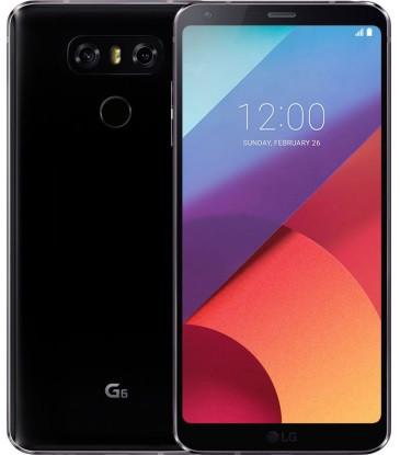 """Смартфон LG G6 Plus 128GB Black, 13+13/5Мп, 5,7"""" IPS, Snapdragon 821, 1sim, 4G, Гарантія 12 міс."""